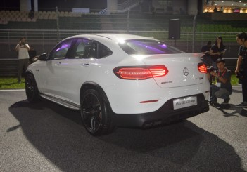 2019 Mercedes-AMG GLC 63 S 4MATIC Coupe (13)