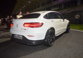 2019 Mercedes-AMG GLC 63 S 4MATIC Coupe (15)
