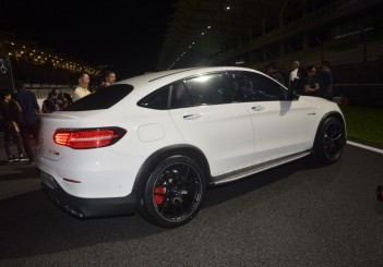 2019 Mercedes-AMG GLC 63 S 4MATIC Coupe (16)