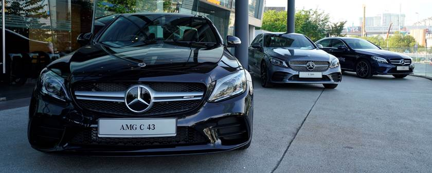 Refreshed Mercedes-Benz C Class (W205) arrives, prices start