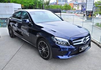 Mercedes-Benz C 200 - 01