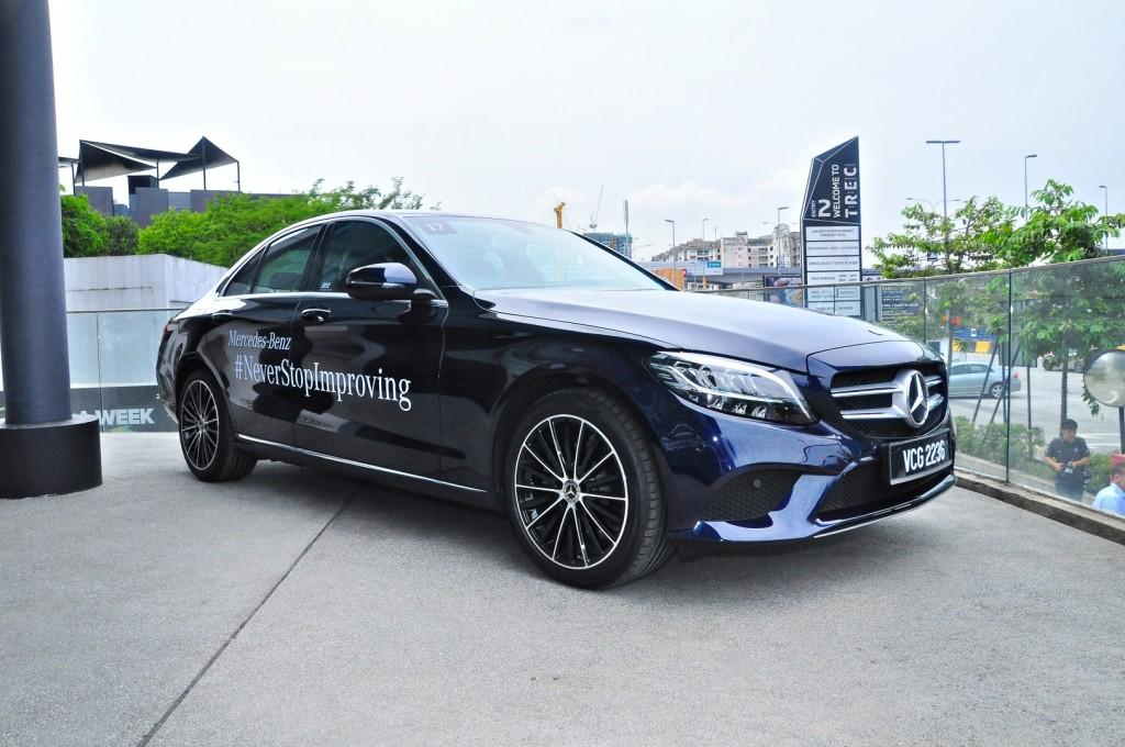 Mercedes-Benz C 200 - 02