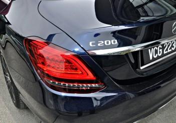 Mercedes-Benz C 200 - 17