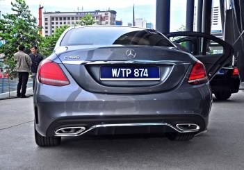 Mercedes-Benz C 300 - 69