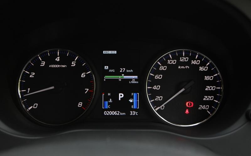2018 Mitsubishi Outlander 2-litre CKD (9)