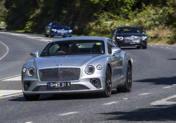 2019 Bentley Continental GT (18)