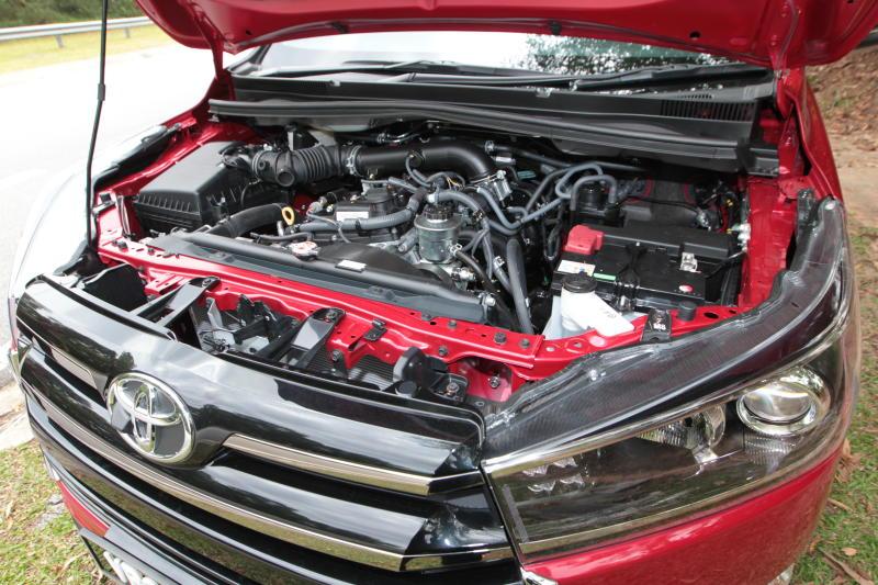 Toyota Innova 2 0X: Upping the refinement | CarSifu