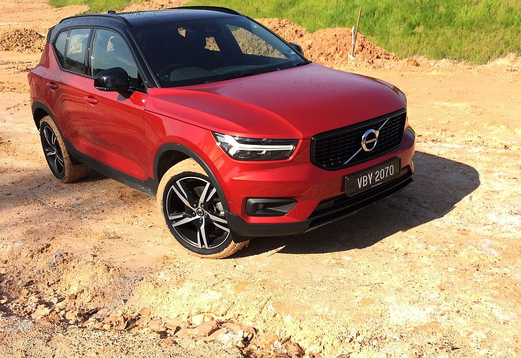 Volvo XC40 tested | CarSifu