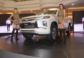 2019 Mitsubishi Triton VGT Adventure X (2)