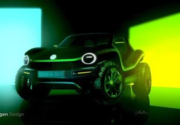 2019 Volkswagen electric dune buggy concept  (2)
