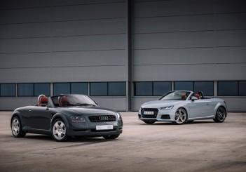 Audi TT 20th Anniversary Edition - 06