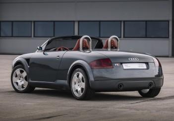 Audi TT 20th Anniversary Edition - 10