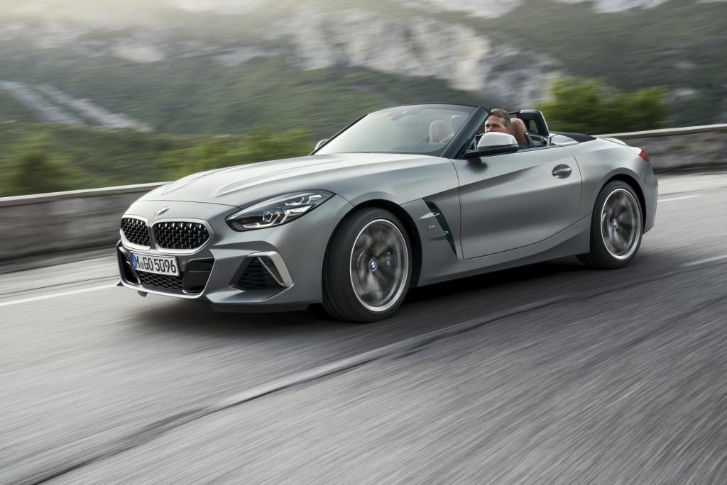 BMW unveils latest Z4 (G29) bound for US market | CarSifu