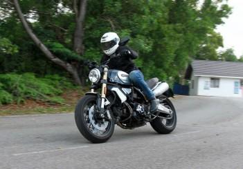 Ducati Scrambler 1100 - 01