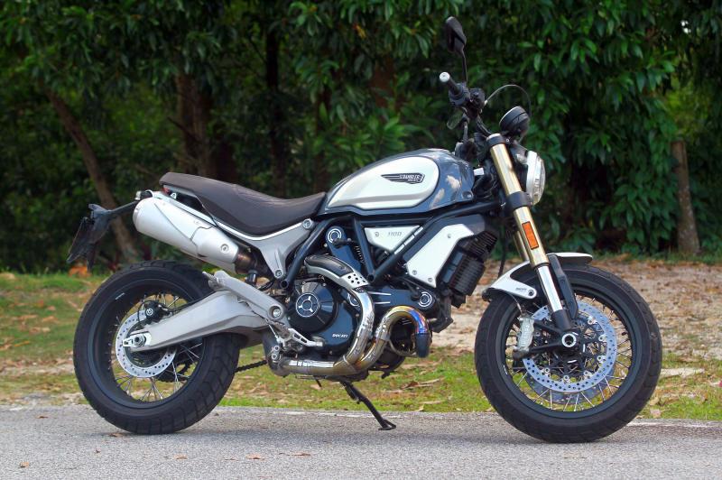 Ducati Scrambler 1100 - 02