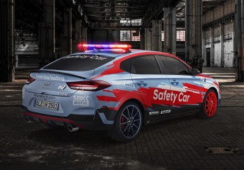 Hyundai i30 Fastback N World SBK Safety Car - 03
