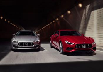 Maserati Ghibli MY19