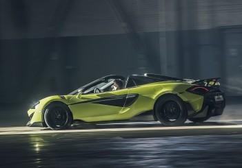 McLaren 600 LT Spider - 17