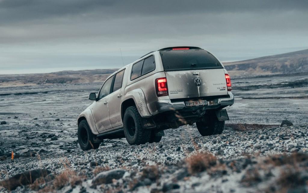 Volkswagen Amarok Picks Up Arctic Role Carsifu