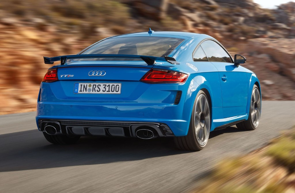 2019 Audi TT RS (1)