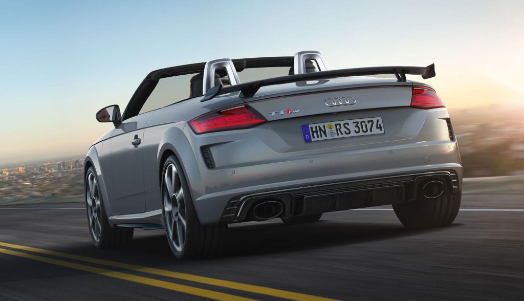 2019 Audi TT RS (2)