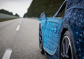 Bugatti Chiron (Lego life-size) - 06