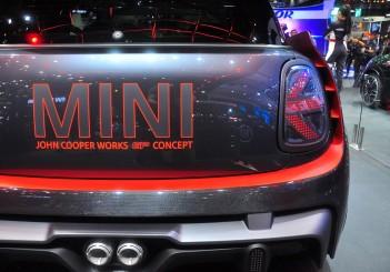 MINI John Cooper Works GP Concept - 13