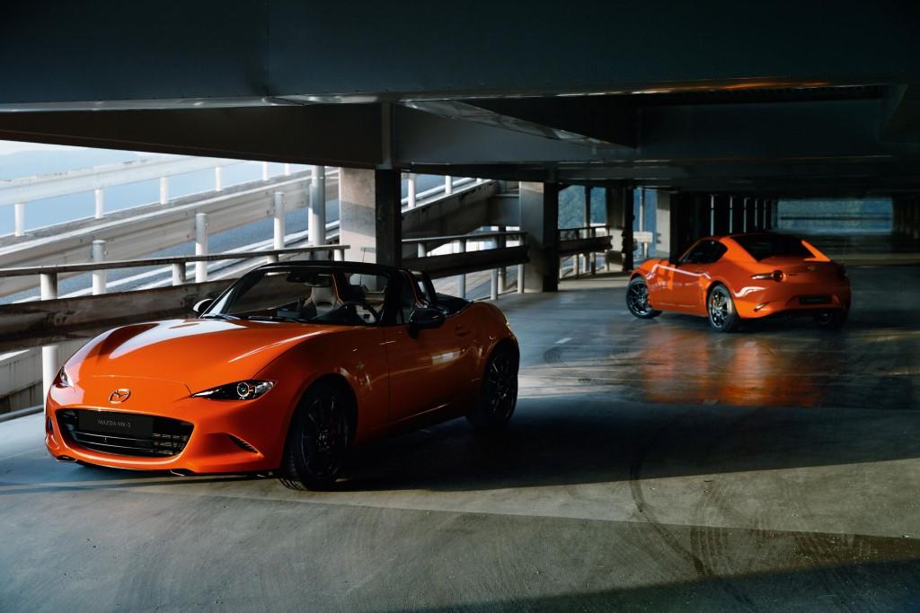 Mazda 30th anniversary edition MX-5 (3)