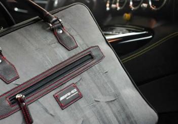 Mercedes-Amg Destroy vs Beauty BurnOut Collection - 04 Laptop bag