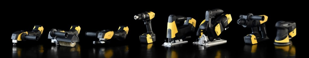 PEUGEOT EnergyHub power tools - 01