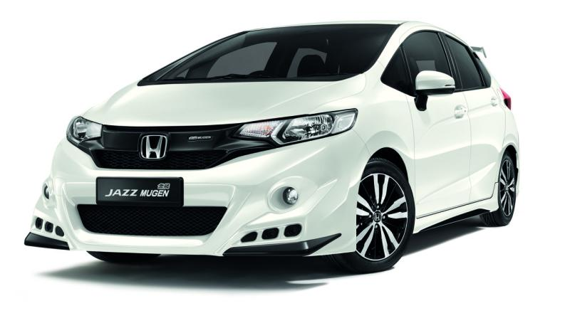 Limited Honda Jazz Mugen And Br V Special Edition Now Available