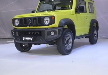 2019 Suzuki Jimny (2)