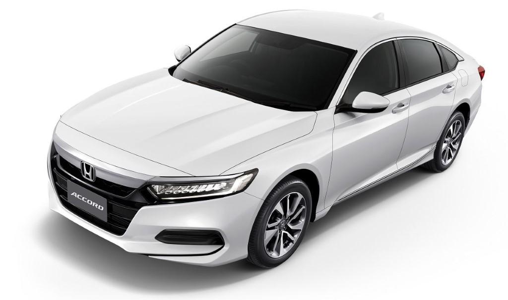 2020 Honda Accord (5)