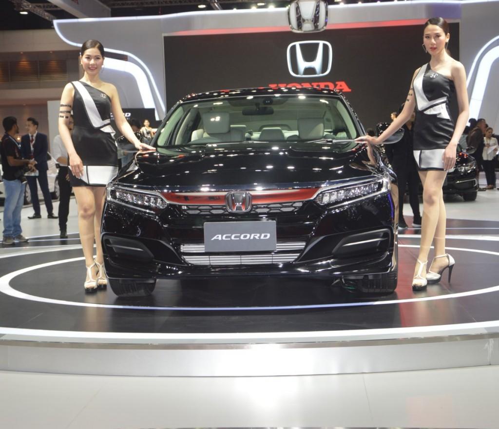 2019 Bangkok Motor Show: 10th-generation Honda Accord