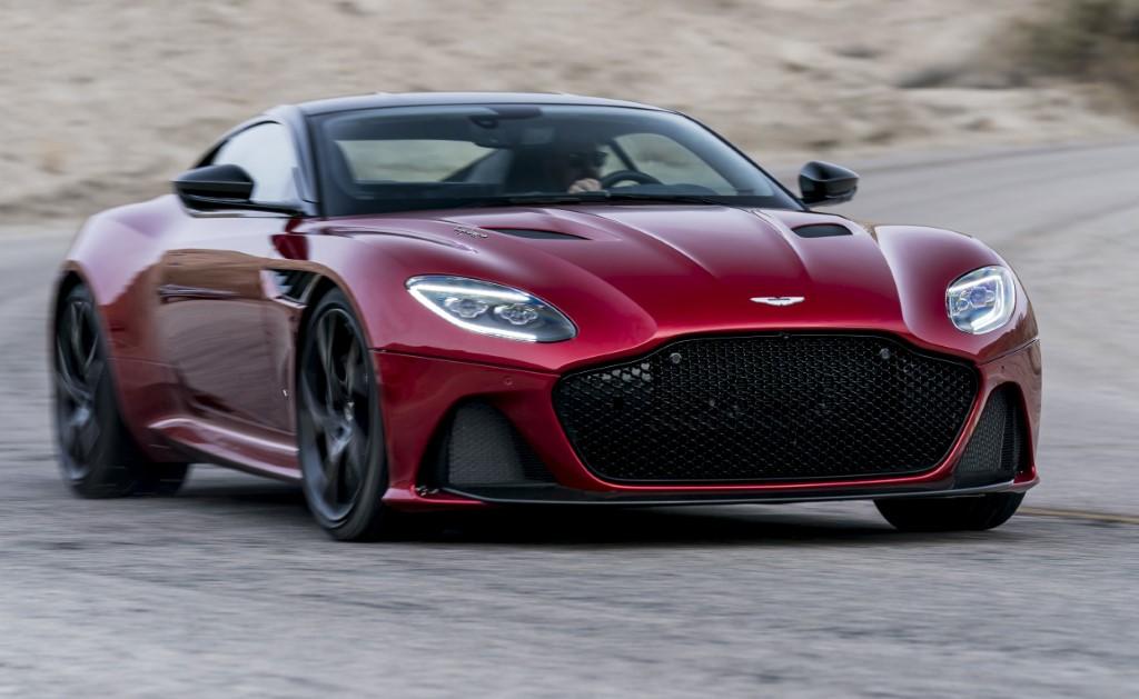 Aston Martin DBS Superleggera (3)