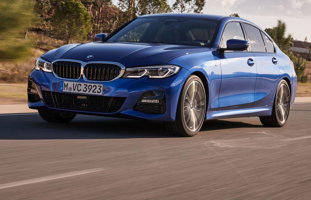 First drive: G20 BMW 3 Series in Portugal | CarSifu