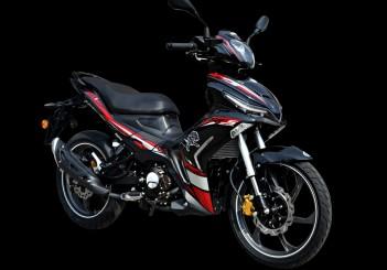 Benelli RFS150i (Black) - 01