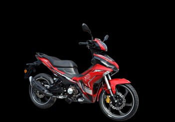 Benelli RFS150i (Red) - 01