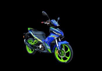 Benelli RFS150i SE - 01