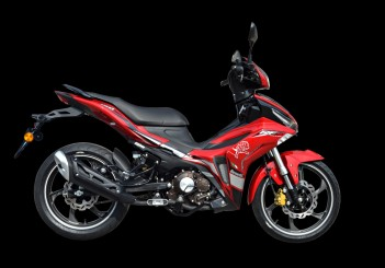 Benelli RFS150i (red) - 02