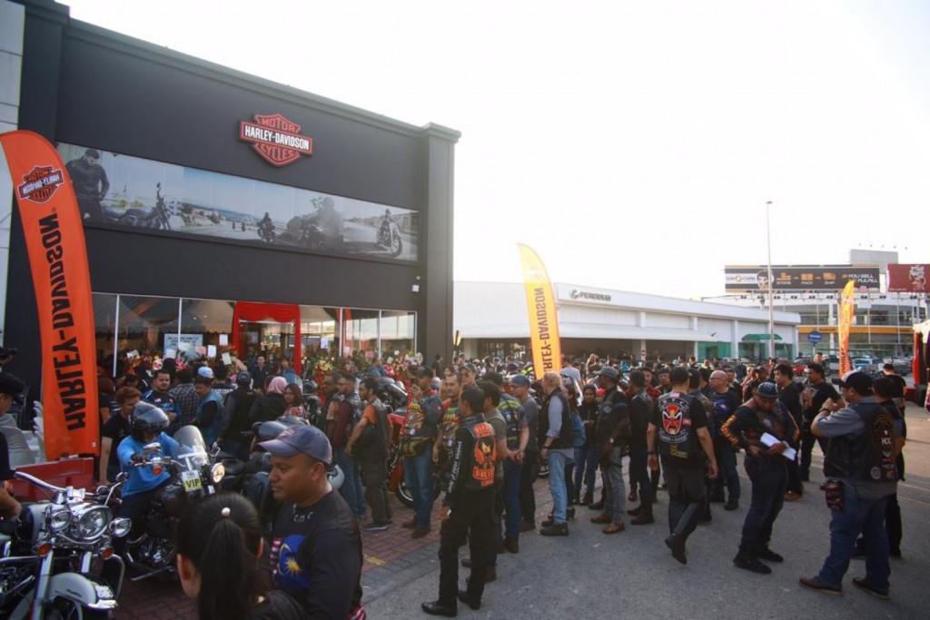 Harley Davidson (Penang) - 02