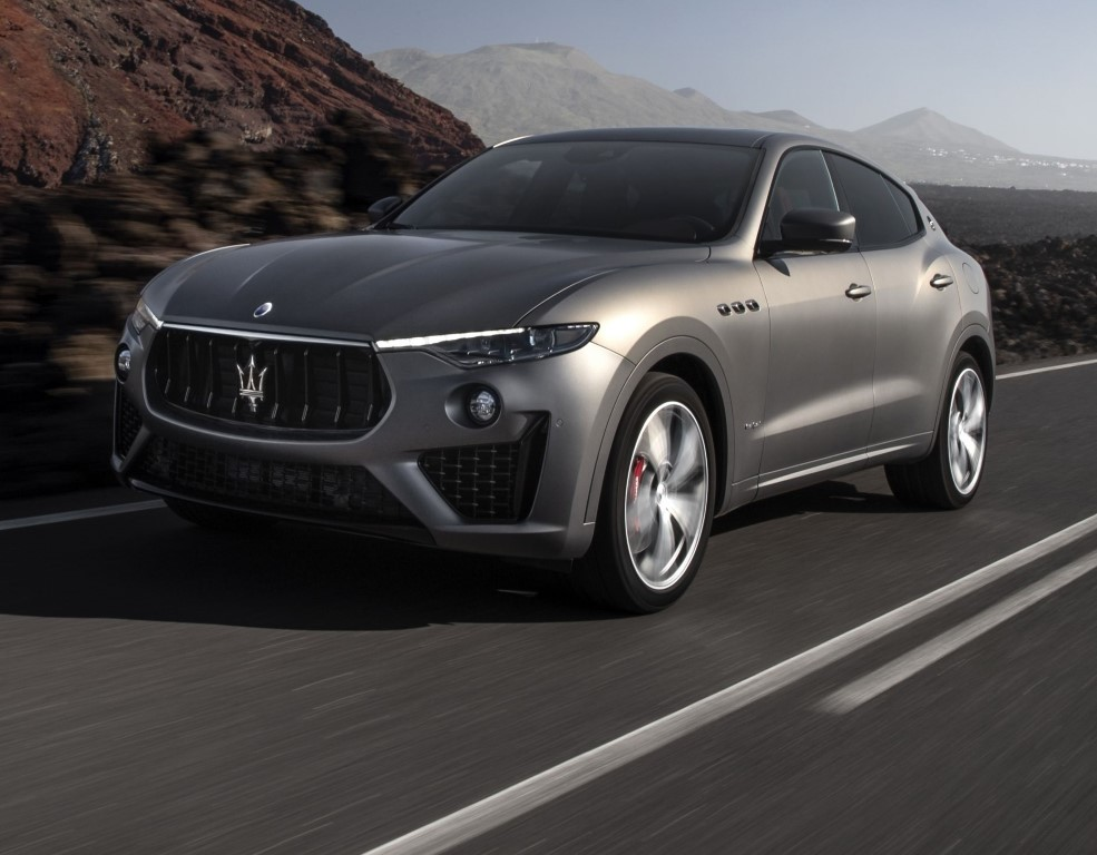 maserati levante vulcano limited to 10 units: priced at rm838,800