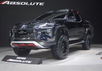 Mitsubishi Triton Absolute concept (5)