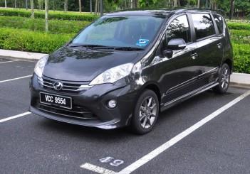 Perodua Alza SE 1.5 - 01 (Medium)