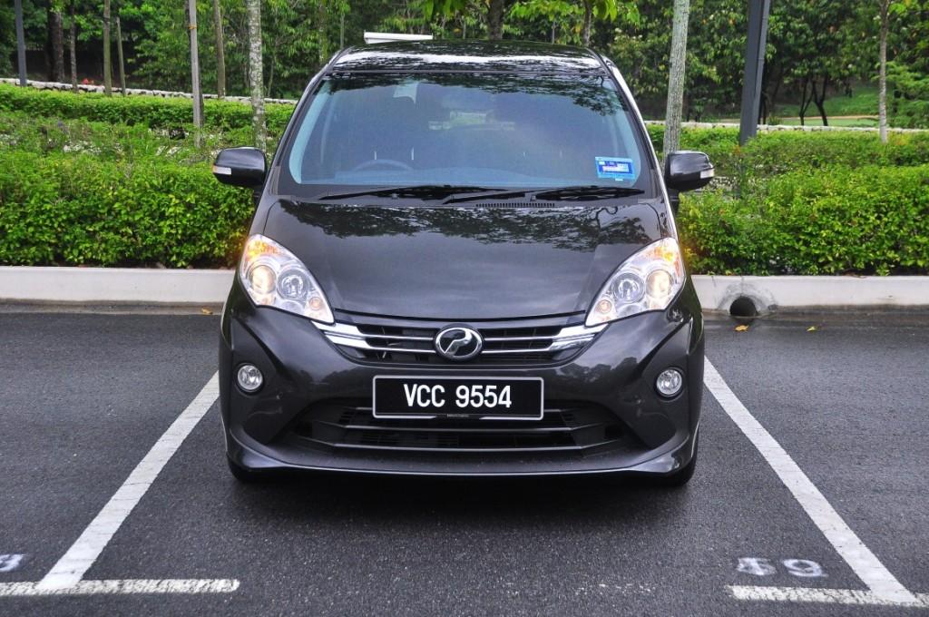 Perodua Alza SE 1.5 - 03 (Medium)