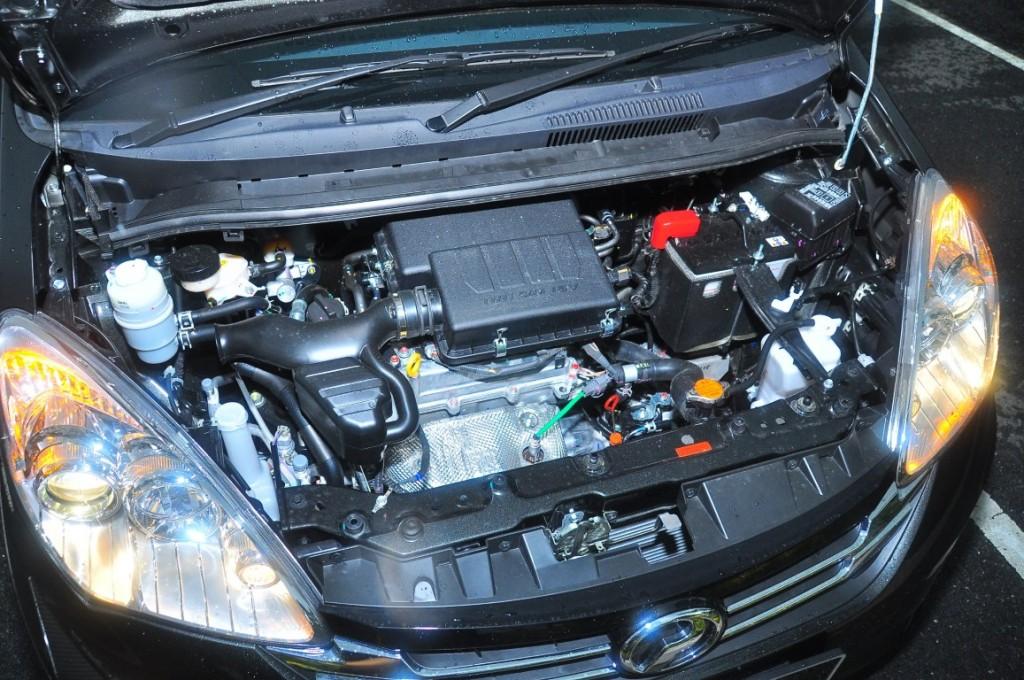 Perodua Alza SE 1.5 - 25 (Medium)