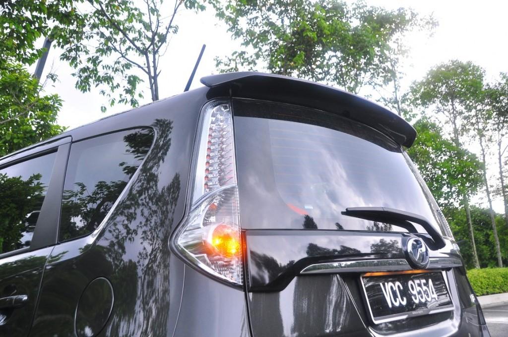 Perodua Alza SE 1.5 - 32 (Medium)