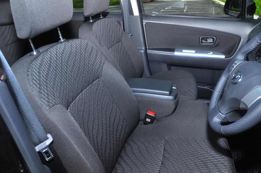 Perodua Alza SE 1.5 - 51 (Medium)