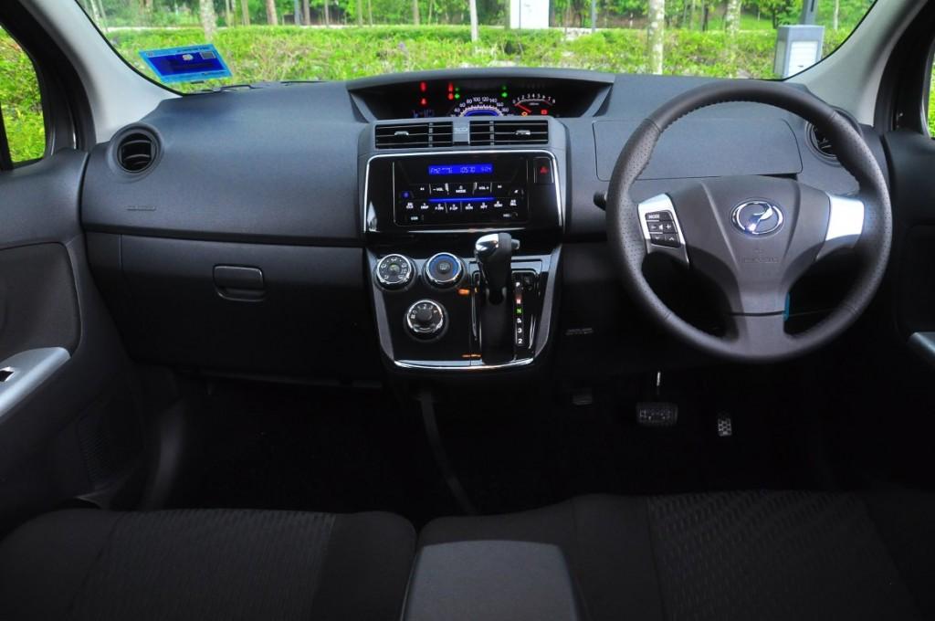 Perodua Alza SE 1.5 - 57 (Medium)