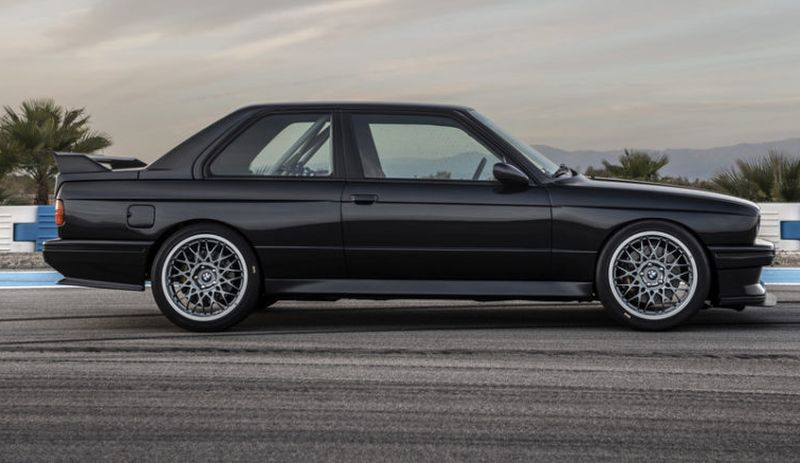 Bmw M3 E30 >> Bmw E30 M3 Redux Ed With Turbocharger Ceramic Brakes And Roll